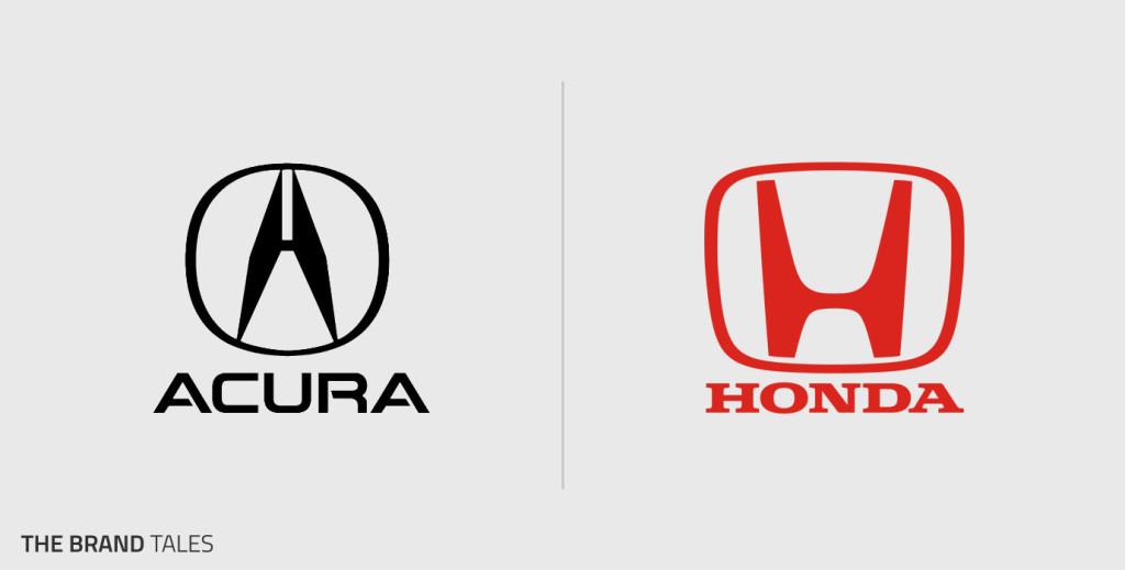 Acura and Honda